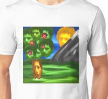 An Entire Photo Made of Anthony Unisex T-Shirt