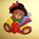 Teddy by Ana Belaj