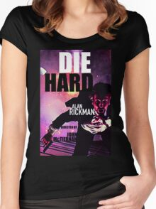 DIE HARD 6 Women's Fitted Scoop T-Shirt