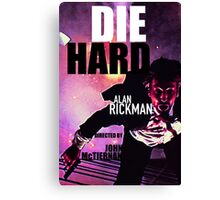 DIE HARD 6 Canvas Print