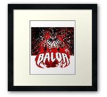 Finn Balor Framed Print