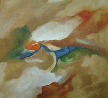 Abstract Dreams  by Riana222