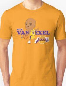 Nick Van Exel Unisex T-Shirt