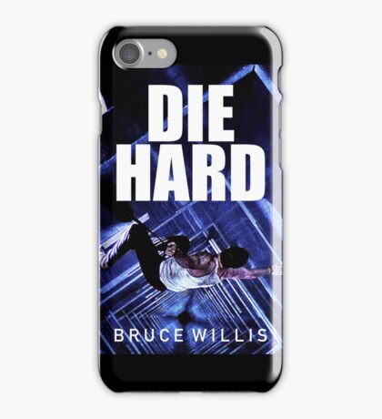DIE HARD 8 iPhone Case/Skin