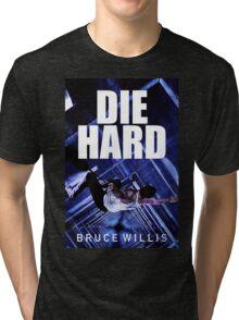 DIE HARD 8 Tri-blend T-Shirt