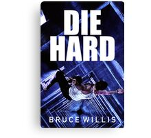 DIE HARD 8 Canvas Print