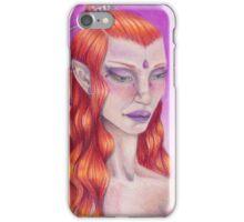 Elven #1 iPhone Case/Skin