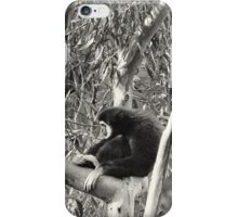 In the Chill Out Zone iPhone Case/Skin