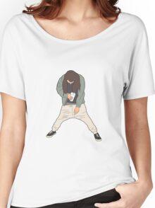 Ruby da cherry Women's Relaxed Fit T-Shirt