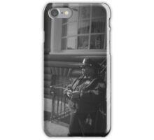 Cop, Texting iPhone Case/Skin