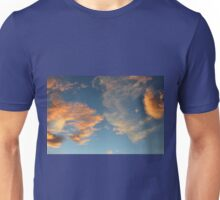 Sunset Beauty -  Colors in Nature - Mystic Magnificent Unisex T-Shirt