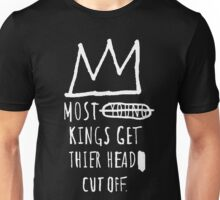 Basquiat ''Young Kings'' Quote Unisex T-Shirt