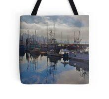 Newport Harbor, Newport Oregon Tote Bag