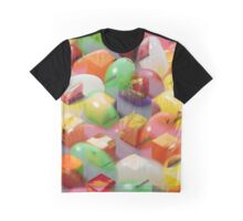 Psychedilc Jelly bean thing Graphic T-Shirt