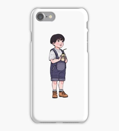 Baby Jeon (Idea by 'an-exotic-writer' on tumblr) iPhone Case/Skin