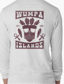 Aku Aku Wumpa Islands Long Sleeve T-Shirt