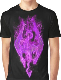 SKYRIM! Graphic T-Shirt
