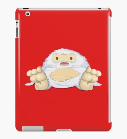 Yeti Apparel iPad Case/Skin