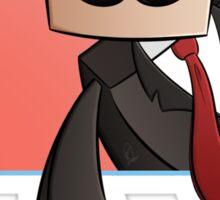 Minecraft - Mumbo Jumbo Sticker