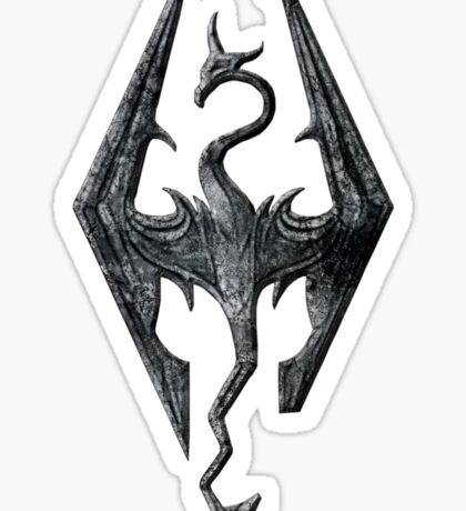SKYRIM! Sticker