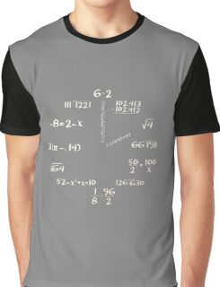 MATH TIME Graphic T-Shirt