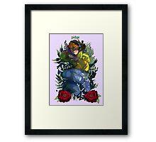 Pidge! Framed Print