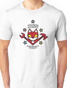 V.A. Maintenance Division Red Unisex T-Shirt