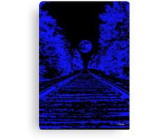 The Long Way Home Canvas Print