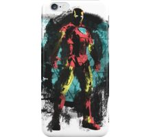 Dressed in Iron iPhone Case/Skin