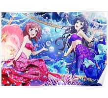 Love Live! School Idol Project - Mermaid Poster