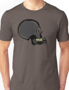 Skull with Black Rose T-Shirt