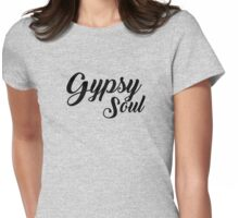 Gypsy soul Womens Fitted T-Shirt