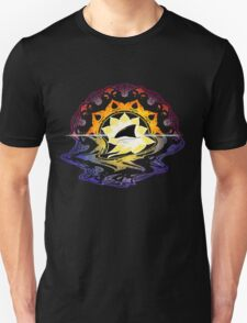 Mandala Sunset Unisex T-Shirt