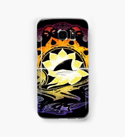 Mandala Sunset Samsung Galaxy Case/Skin