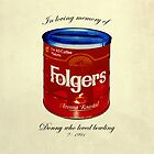 In Loving Memory of Donny Who Loved Bowling pop art variant 1 by filippobassano
