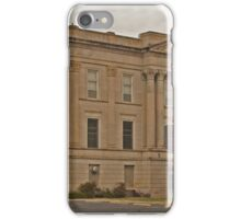 Saline County, Kansas, Courthouse iPhone Case/Skin