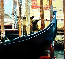 The Water Taxi by Susan Bergstrom