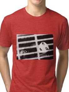 dead presidents Tri-blend T-Shirt
