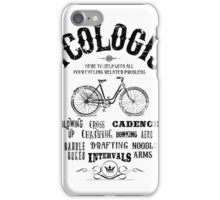 Cycologist iPhone Case/Skin