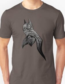 It's Not Who I Am Underneath... (Grayscale) T-Shirt