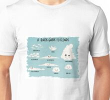 A Quick Guide to Clouds Unisex T-Shirt