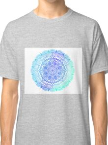Ombré Mandala Classic T-Shirt