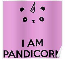 I Am PandiCorn Poster
