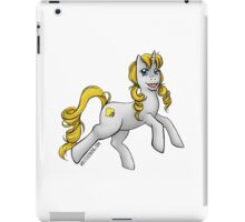 My Little Coding - Popup the JS Pony iPad Case/Skin