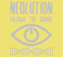 NEOLUTION follows the science Kids Tee