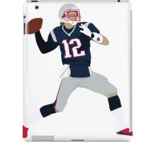 Touchdown Tom Art iPad Case/Skin