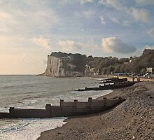 St Margaret's Bay - Kent - UK by BeatriceC