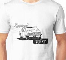 70RKY Kingswood - BLACK Unisex T-Shirt