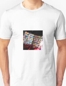 Unlimited Books Library Design Unisex T-Shirt