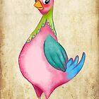 Coquette Bird by Princess-Suki